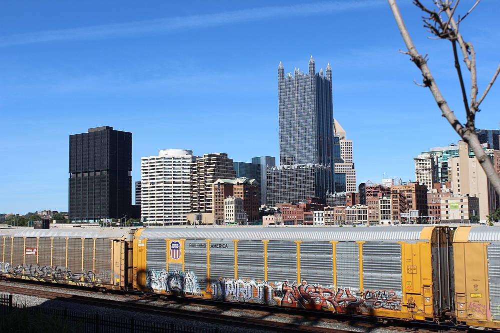 schwarze Bevölkerung in Pittsburgh