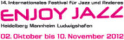 2012 Enjoy Jazz Logo