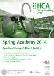 Spring Academy 2014 Plakat Small